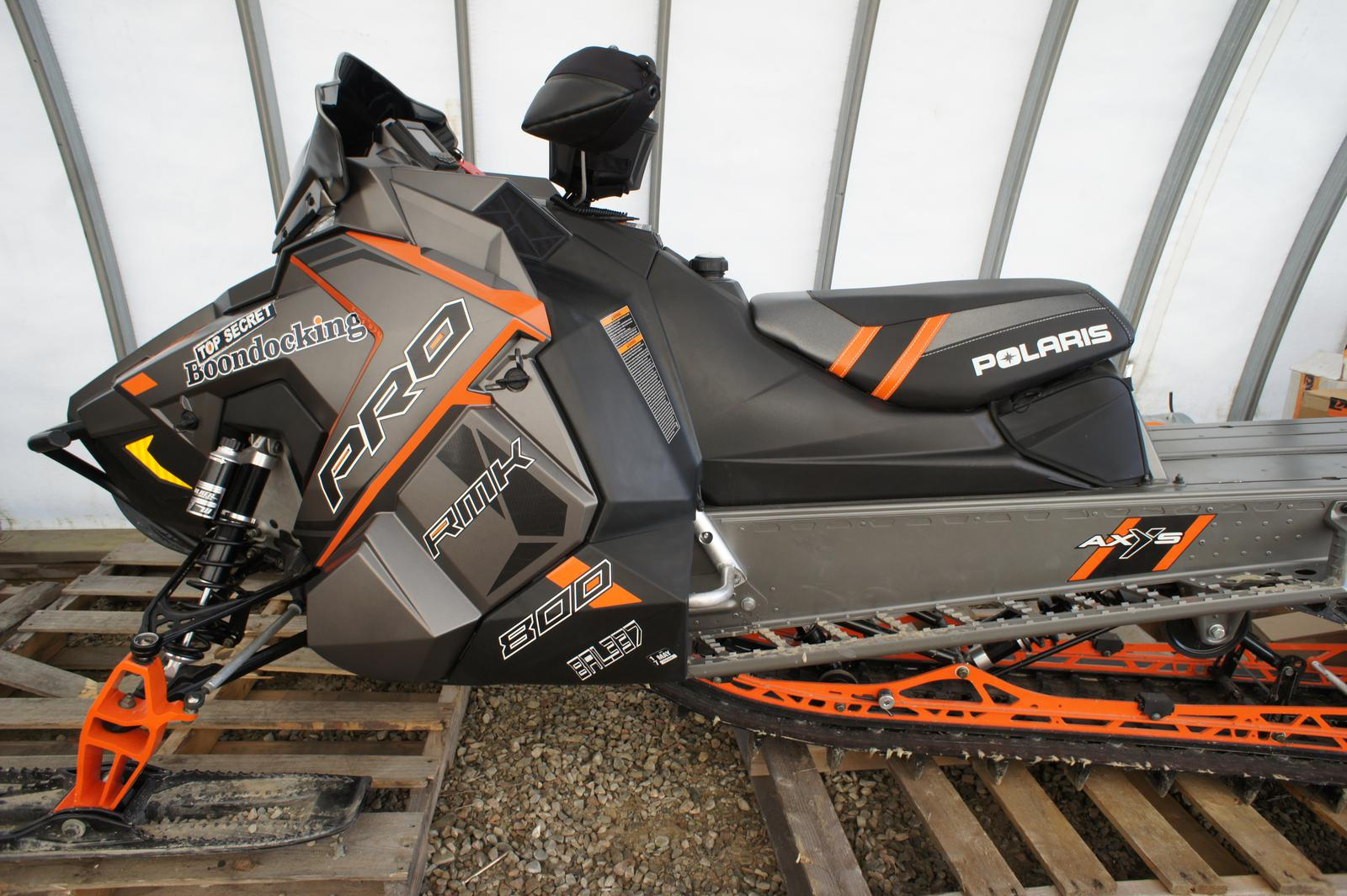 2017 Polaris Industries 800 PRO-RMK® 155 LE for sale in Wawa, ON ...