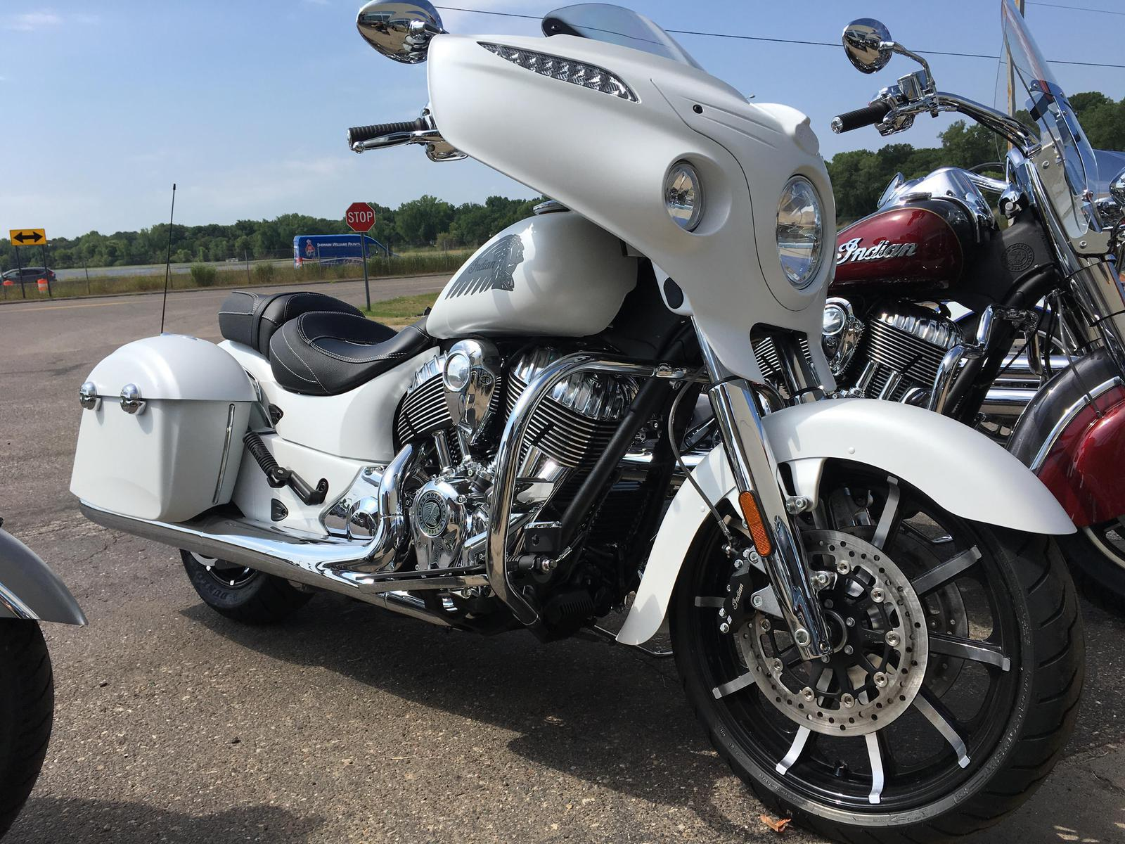 Inventory From Indian Motorcycle Of The Twin