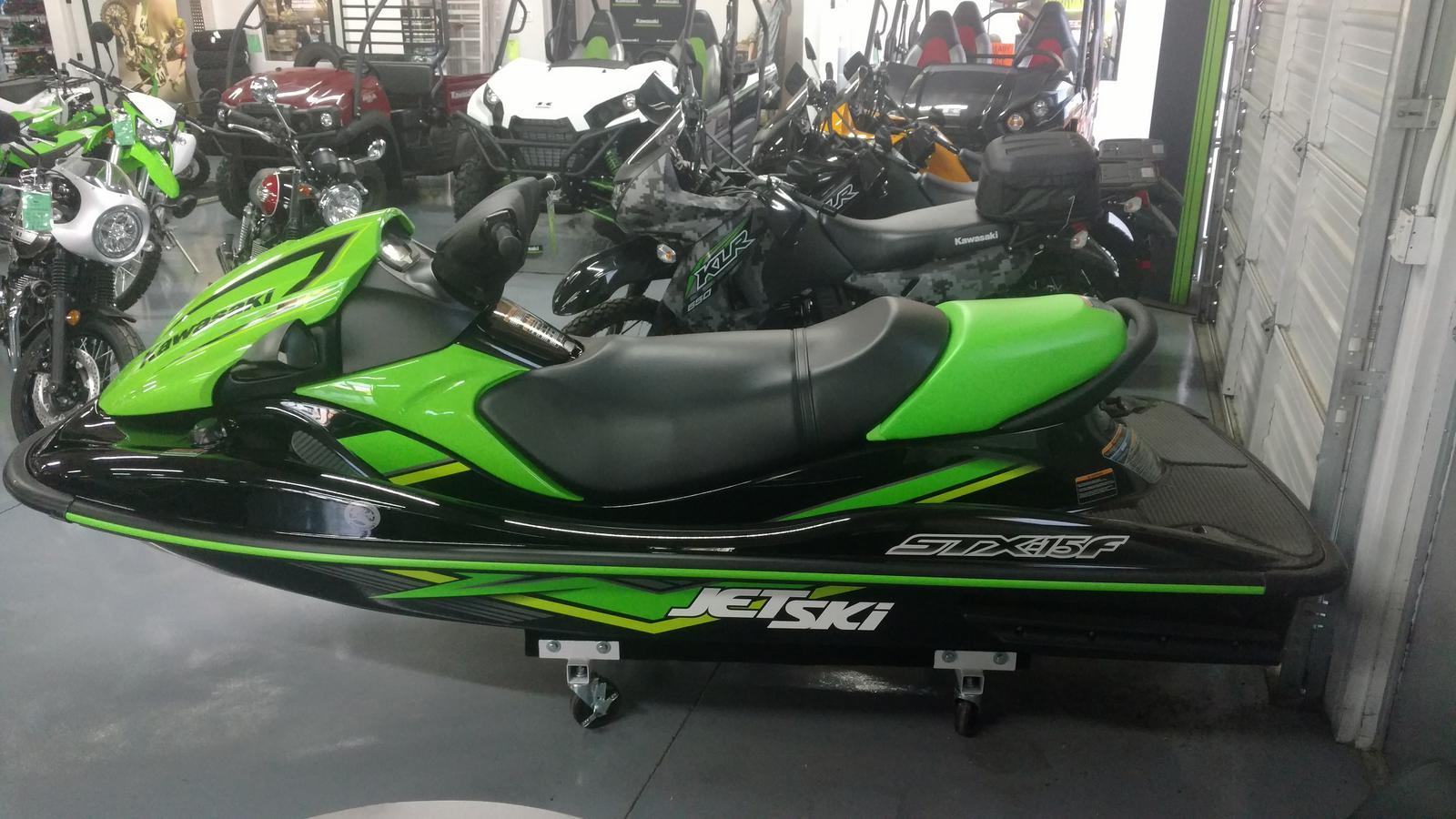 Kawasaki Stx 15F >> 2019 Kawasaki Stx 15f Jet Ski
