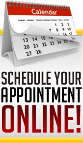 Schedule Your Appointment Online