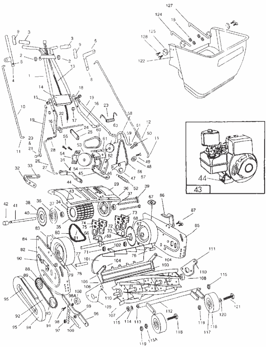 mclane lawn mower engine diagram schematic library 12 Volt Connectors mclane 20 25 for sale in oklahoma city ok pro power equipment