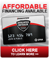 There are affordable financing options available! Click here to learn more.
