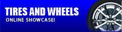Tires and Wheels: online showcase