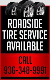 Roadside Tire Service Available: Call 963-348-9991