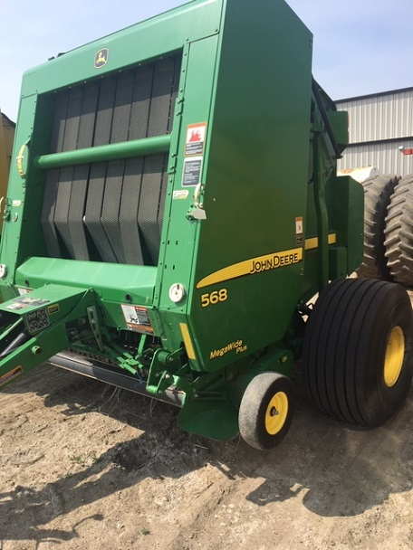 Inventory from Bobcat and John Deere Ag-Plus Mechanical