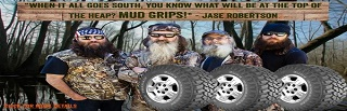 Duck Commander Tire Guys