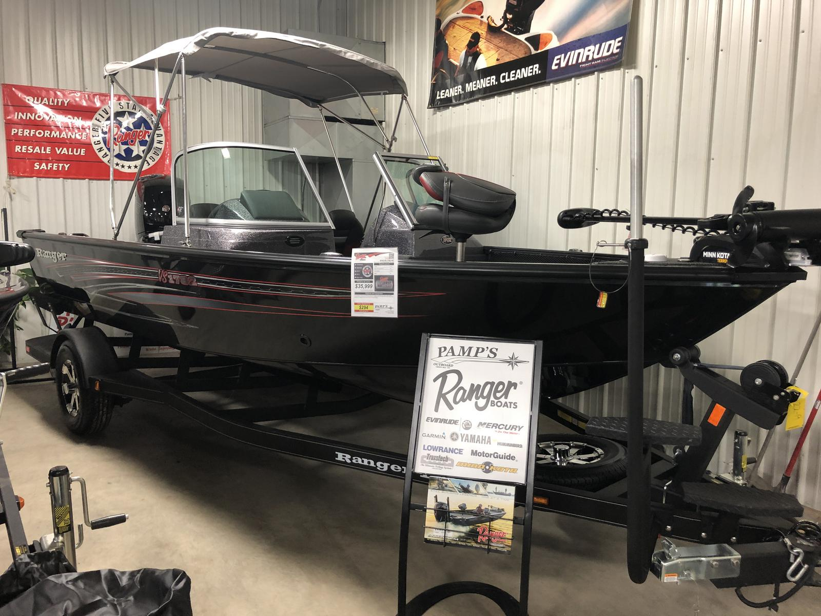 Boats from Ranger Pamp's Outboard Green Bay, WI (920) 494-3358