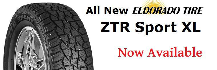 All New Eldorado ZTR xl