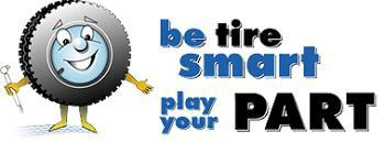 Be Tire Smart, Play Your Part