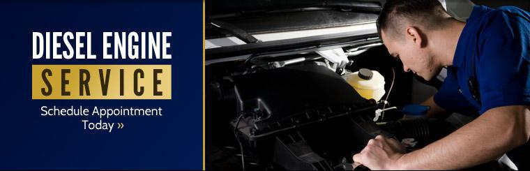 Click here to schedule an appointment for diesel engine service.