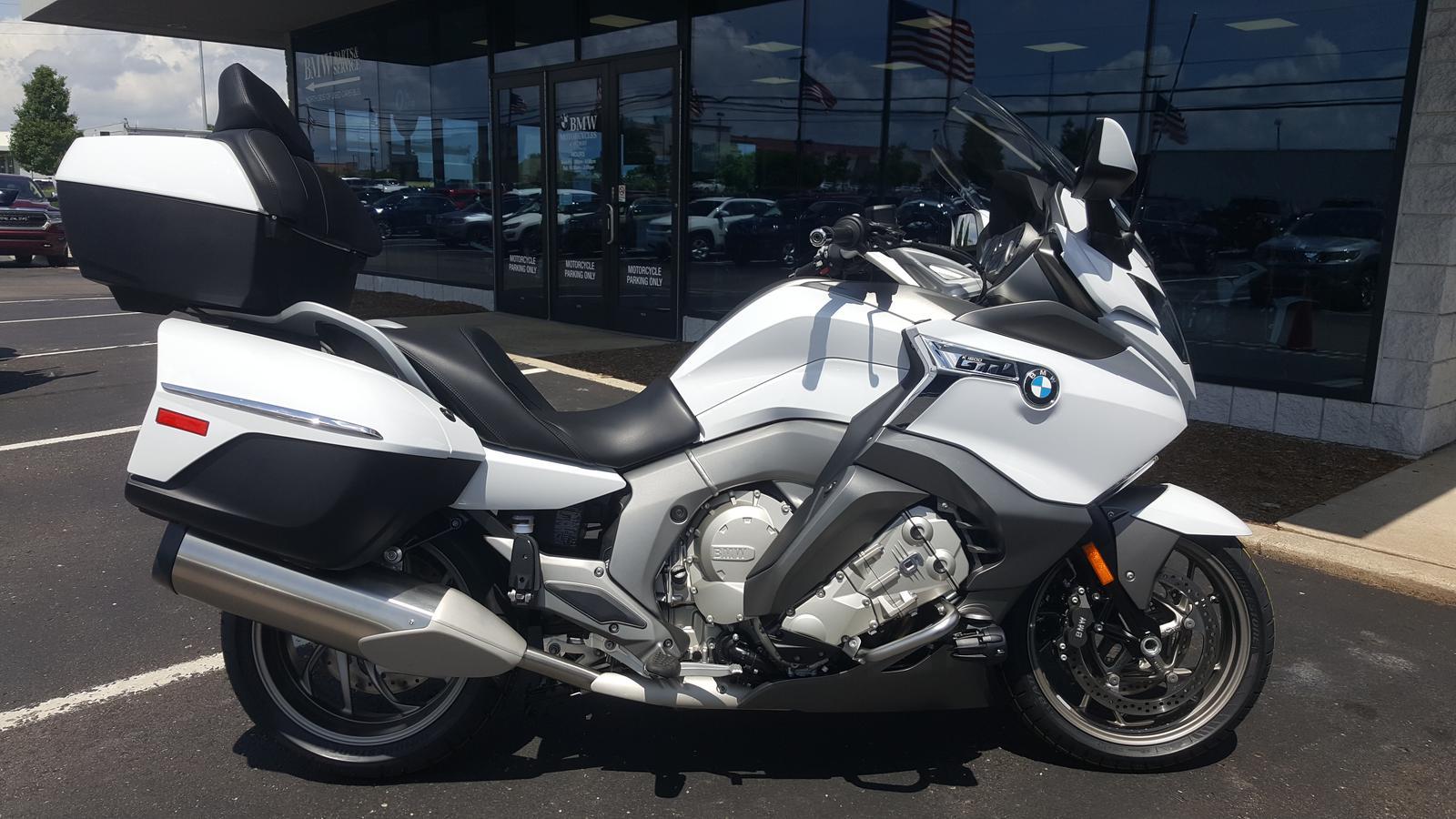 2019 BMW K1600 GTL