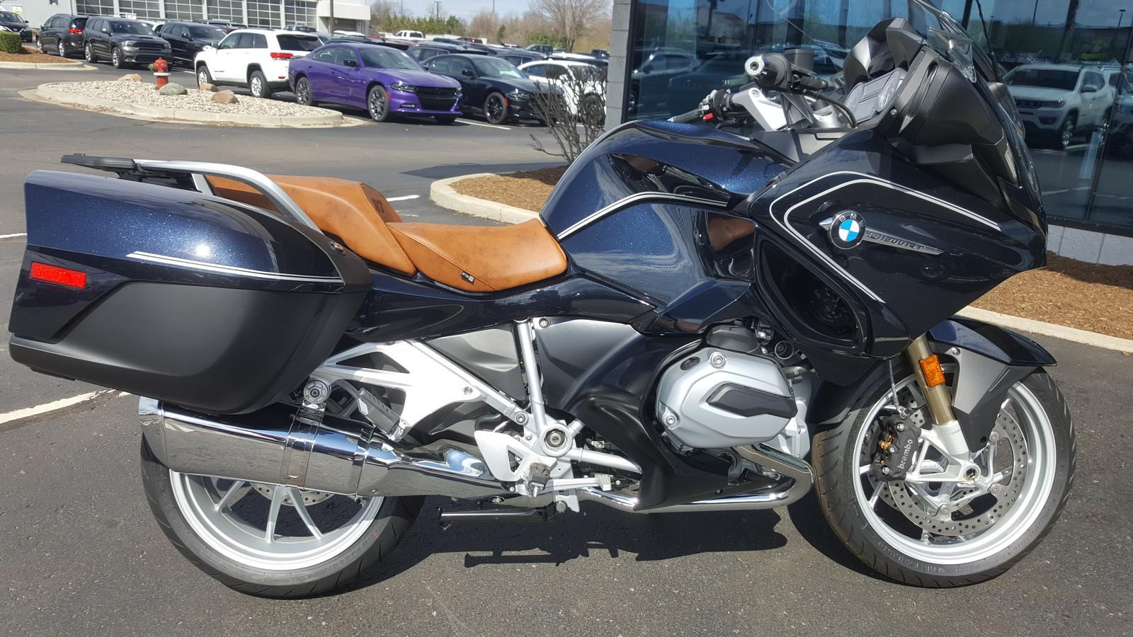 2018 Bmw R1200rt Option 719 Demonstrator For Sale In Rochester