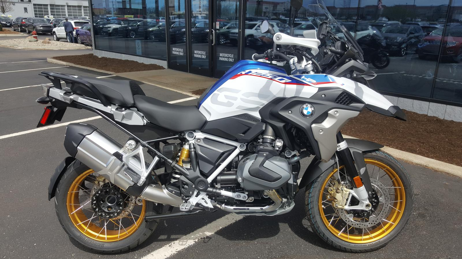 Phenomenal 2019 Bmw R1250Gs Hp Edition Demonstrator Ocoug Best Dining Table And Chair Ideas Images Ocougorg