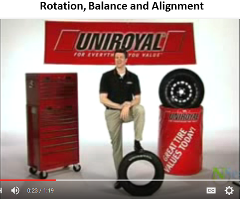 Tire Rotate-Bal-Align