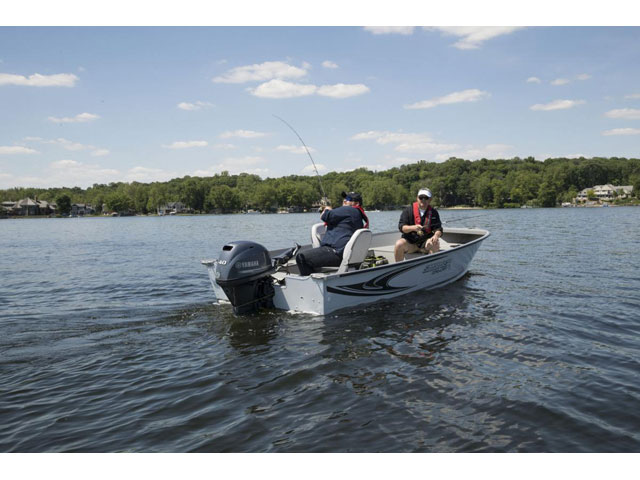 2018 smoker craft angler 16 t for sale in minong wi link