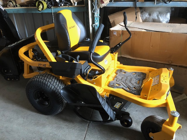 Zero-Turn Inventory from Cub Cadet Todd Equipment Ltd  Fraserville