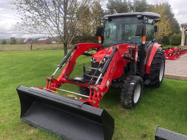2019 Massey Ferguson 1740 M - 40 HP Cab for sale in