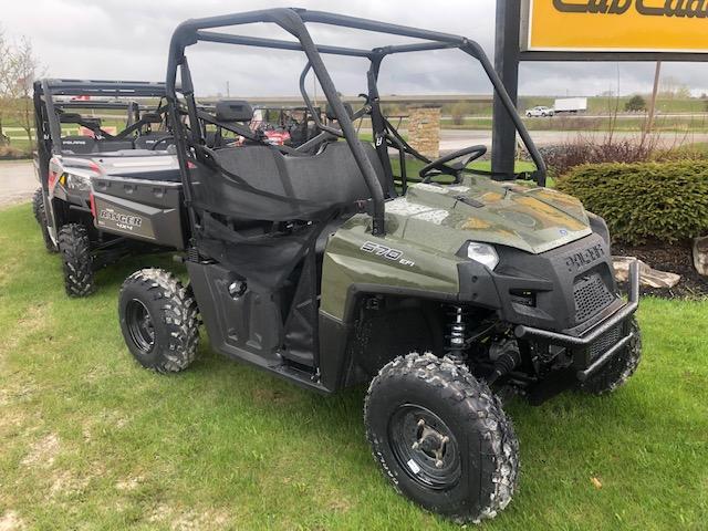 2019 Polaris Industries RANGER 570 Full-Size 3 seat - Sage Green