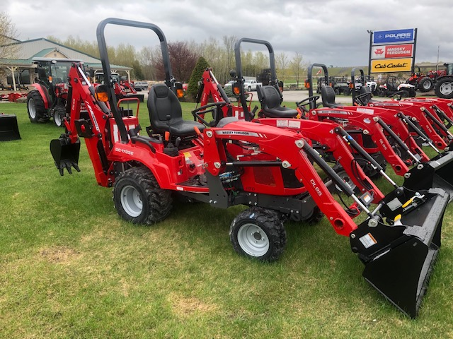 Inventory from Massey Ferguson Todd Equipment Ltd