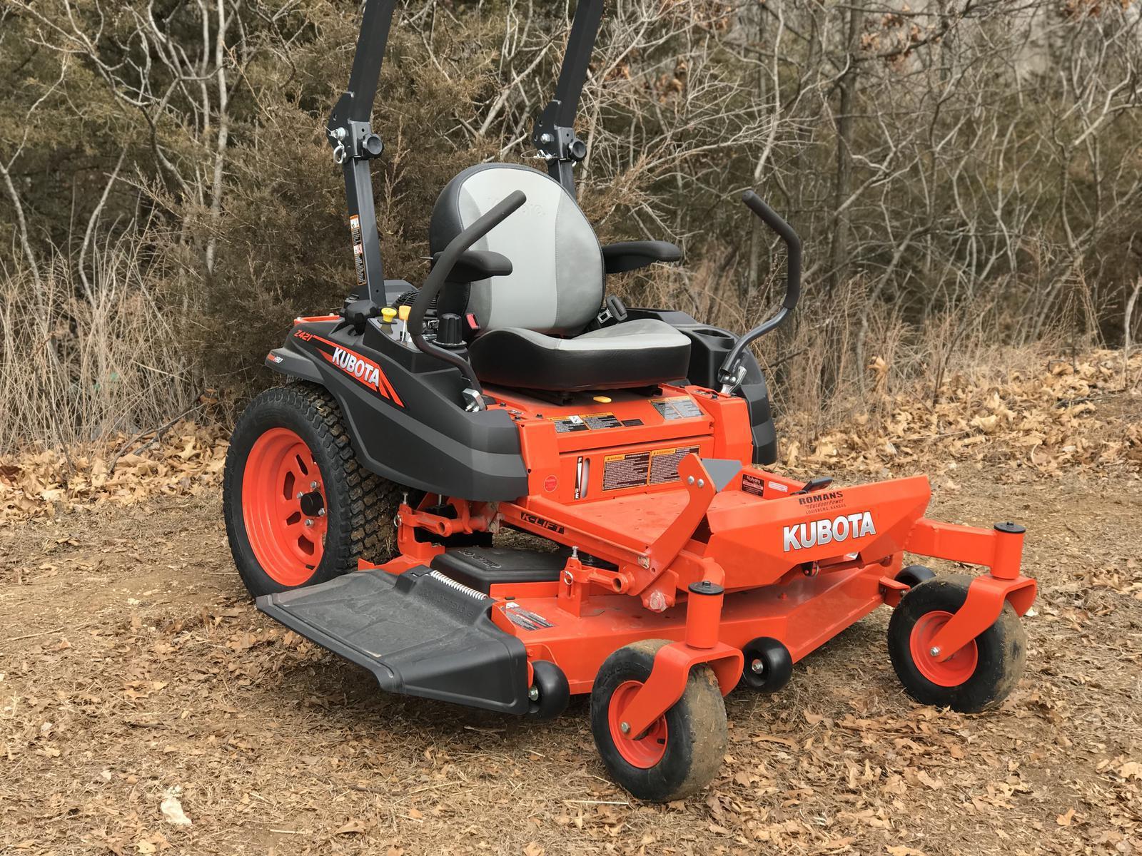 Kubota Lawn Tractor >> 2019 Kubota Z421 Kawasaki 54 4 Year Warranty