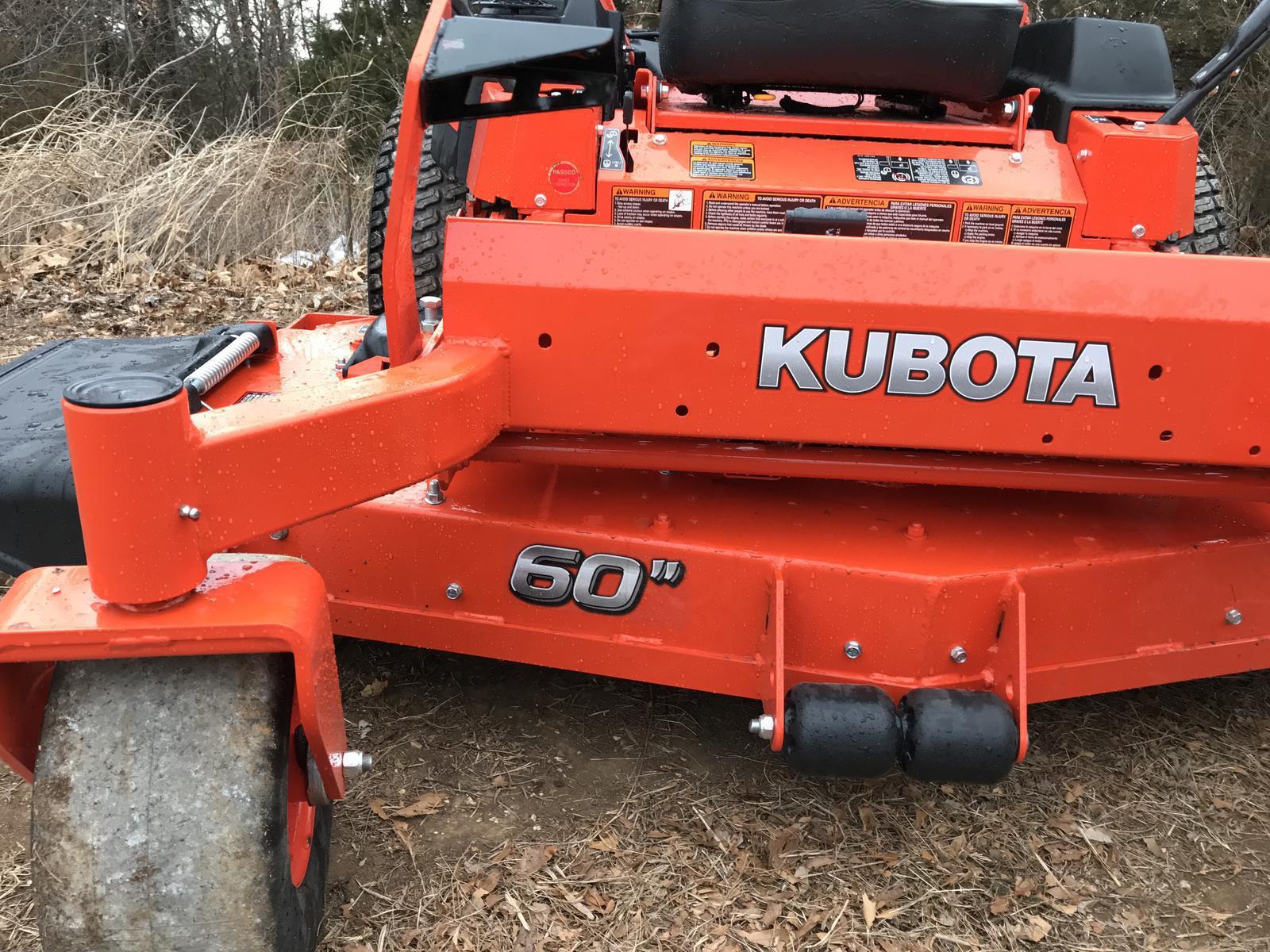 2019 Kubota Z725KH-2-60