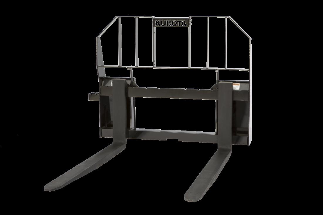 2019 Kubota PFL4548 pallet forks