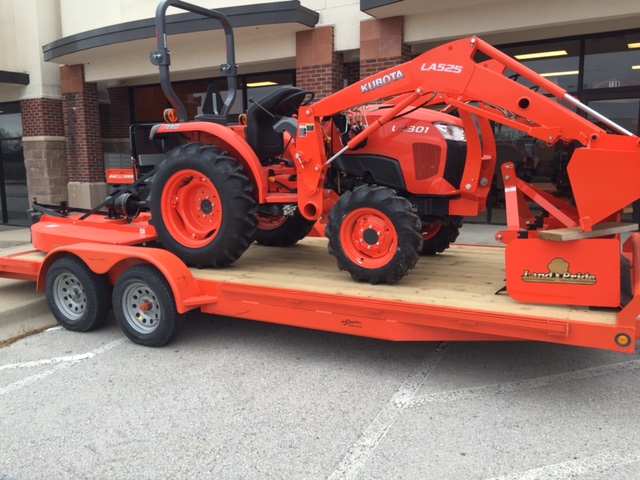2019 Kubota L3301 HST tractor package DEAL for sale in
