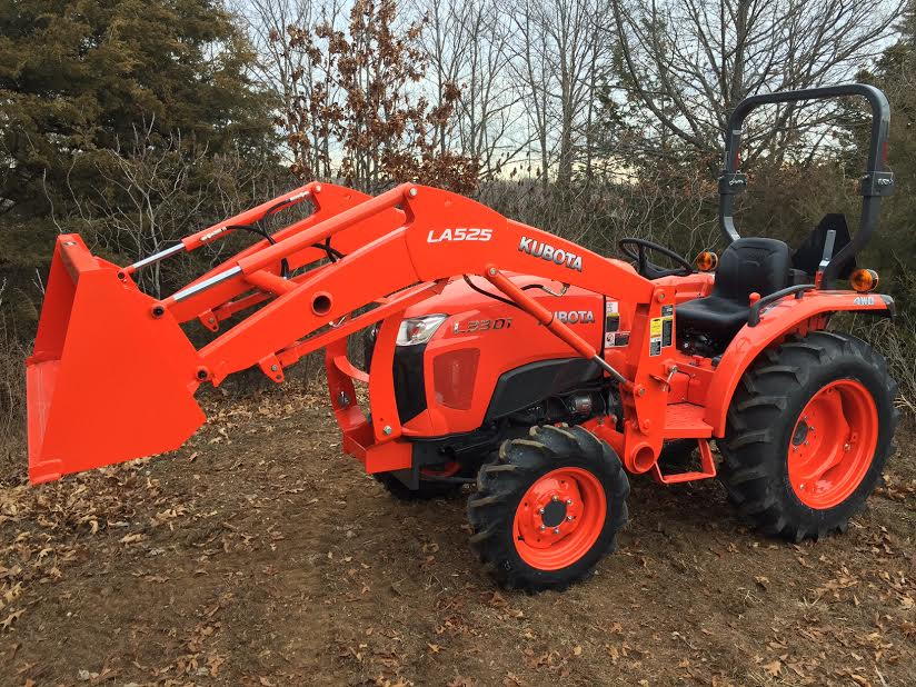 2019 Kubota L3301 (DT 4WD) for sale in Louisburg, KS  Romans
