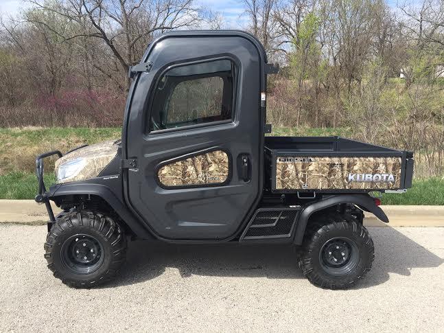 Kubota Rtv 1100 >> 2019 Kubota Rtv X1100 Cab Camo 4wd Diesel