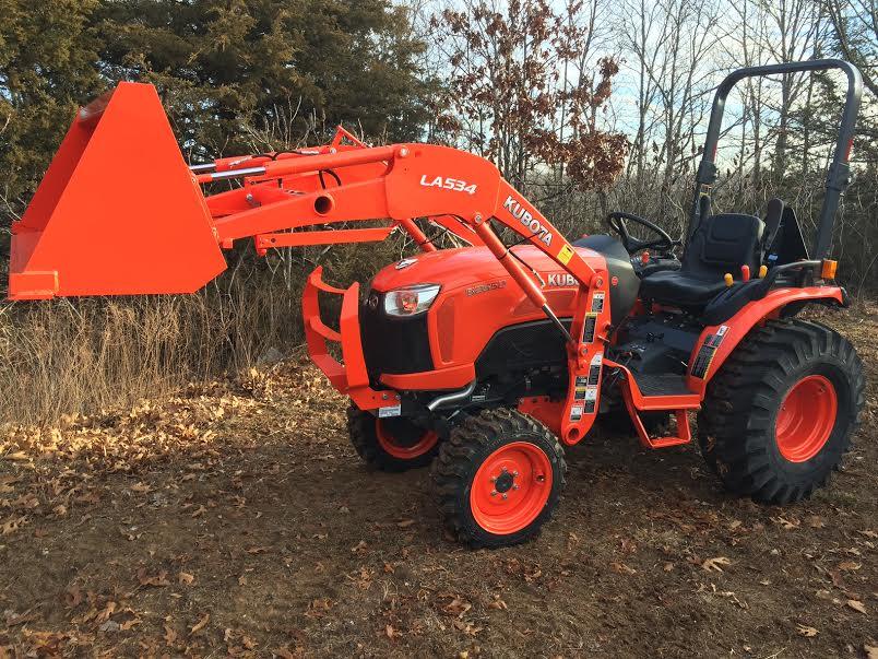 2019 Kubota B2650 ROPS Tractor/Loader for sale in Louisburg