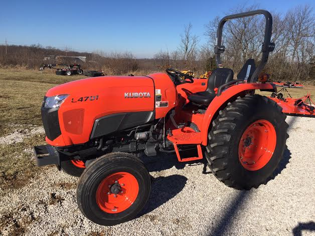 2019 Agricultural Tractors from Kubota Romans Outdoor Power