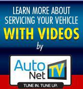 Learn More About Servicing Your Vehicle With Videos by AutoNet TV