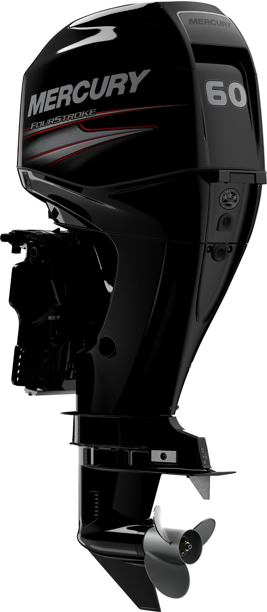 Mercury 60 HP ELPT