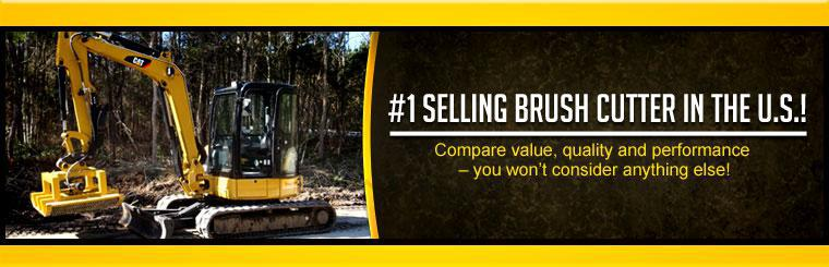 The #1 Selling Brush Cutter in the U.S.: Compare value, quality, and performance—you won't consider anything else!