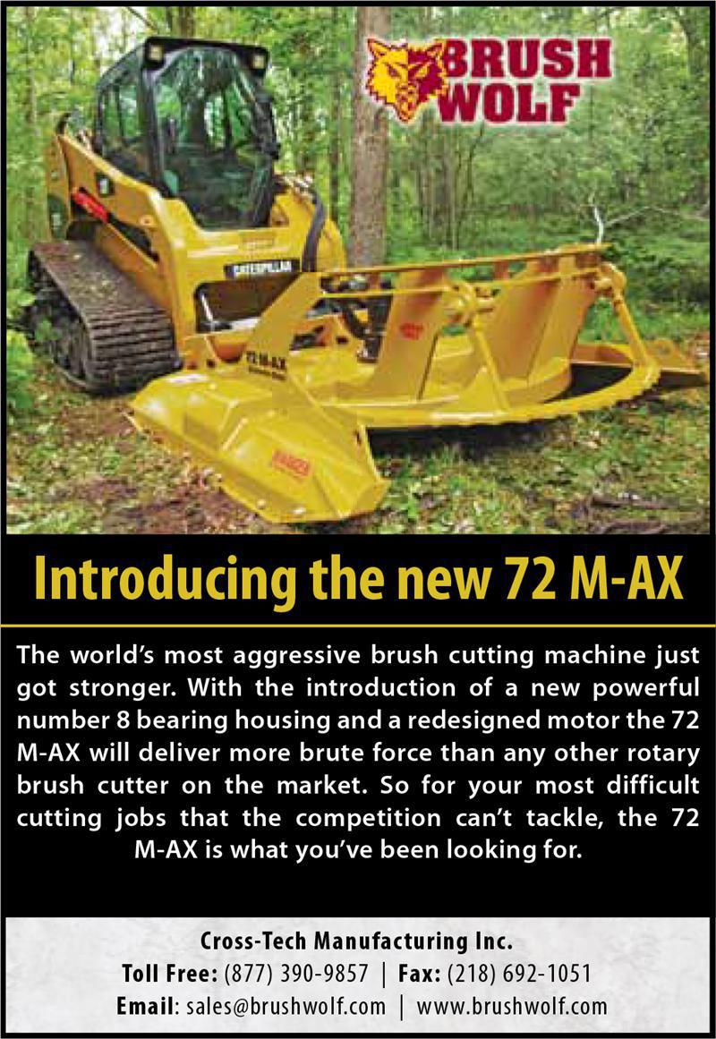 Introducing the new 72 M-AX