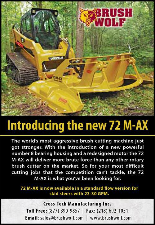 Introducing the new 72 M-AX.