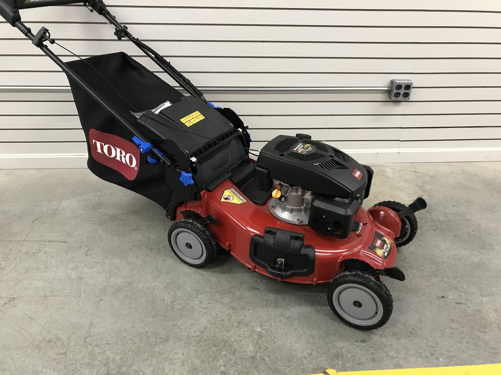 Toro 21 Quot Personal Pace 174 Super Recycler 174 Mower 21381 For