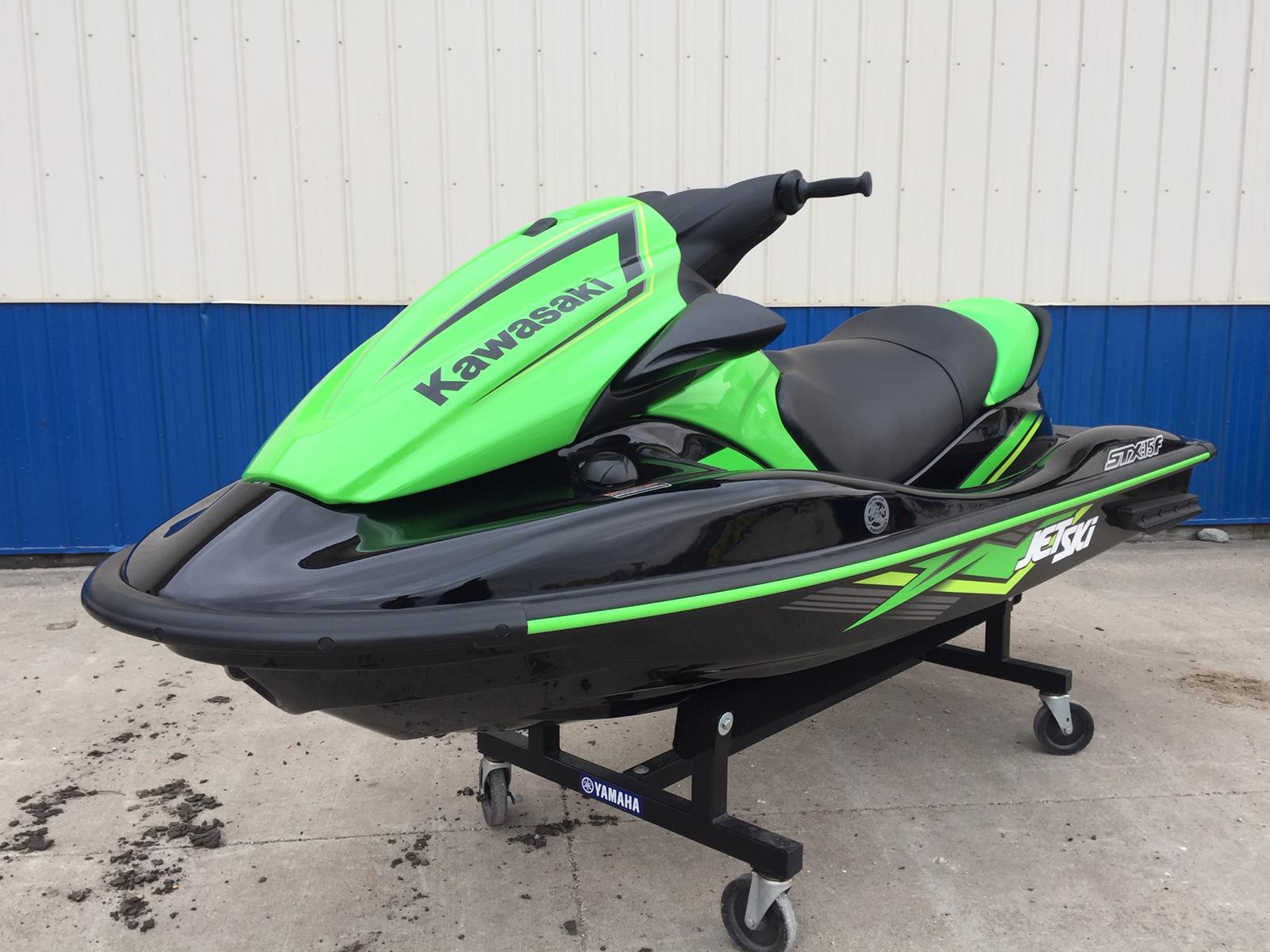 Kawasaki Stx 15f >> 2019 Kawasaki Stx 15f