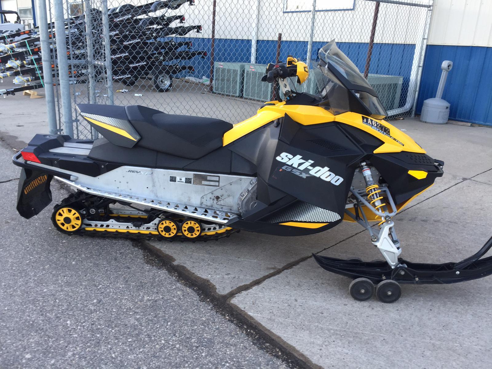 Snowmobile From Ski Doo Motor Sports Of Willmar Mn 800 Rotax 600 Sdi Engine Diagram 2012 Gsx Le Ho Etec