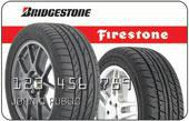 The Bridgestone Firestone Card, click here for more information.