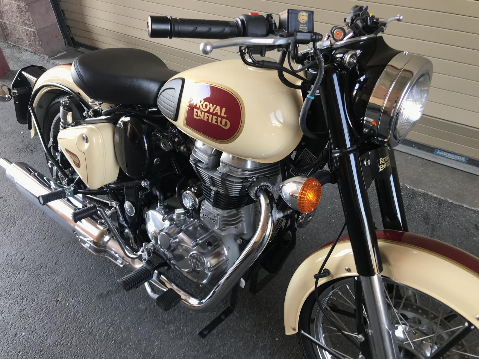2017 Royal Enfield CLASSIC 500 for sale in Las Vegas NV