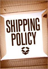 Click here to view our Shipping Policy