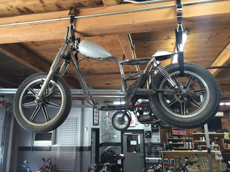 1971 Yamaha 650 Frame For Sale In Spencer Ma Barnstorm Cycles