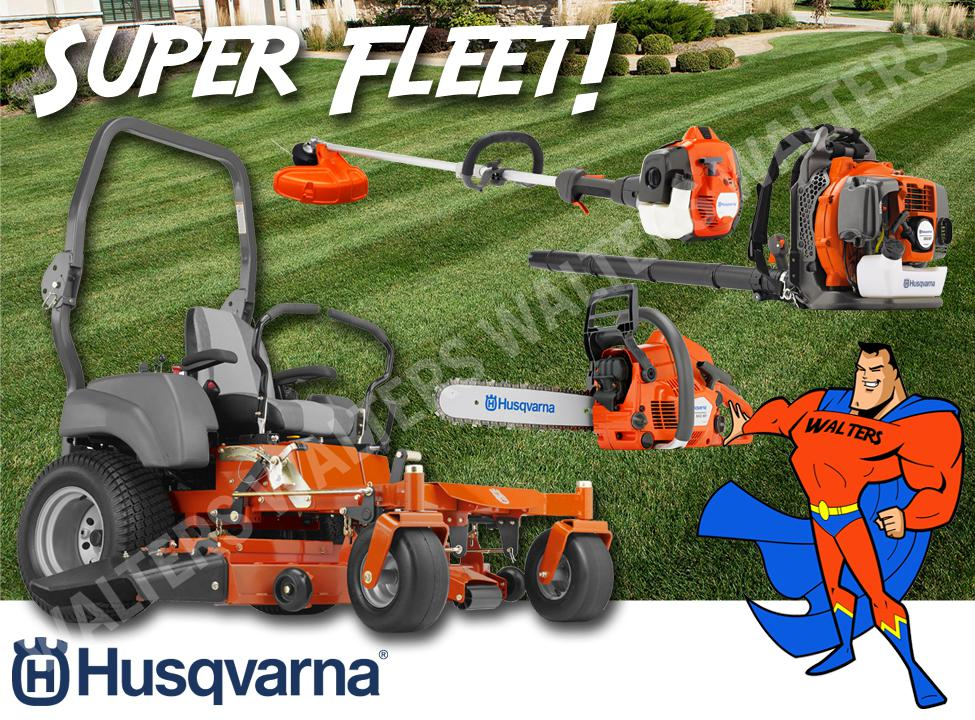 Husqvarna *SUPER FLEET* for sale in Byron Center, MI. Walters ...
