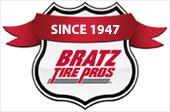 Since 1947 Bratz Tire Pros