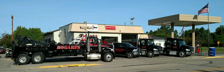 Auto Service, Tires, Towing in Black Duck, MN
