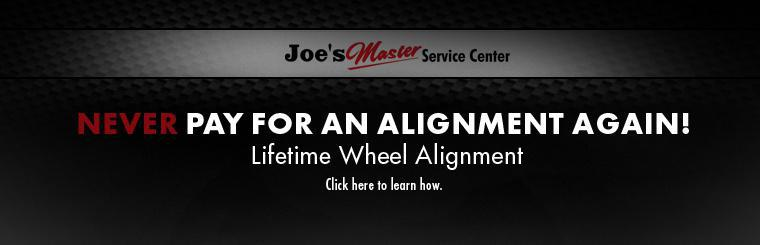 Never pay for an alignment again! Click here to learn how.