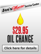 $29.95 Oil Change: Click Here for Details