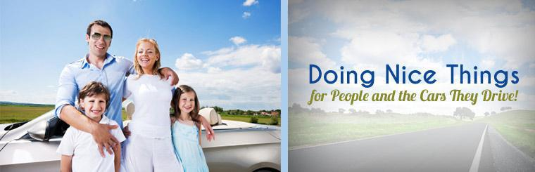 Delta World Tire: Doing nice things for people and the cars they drive!