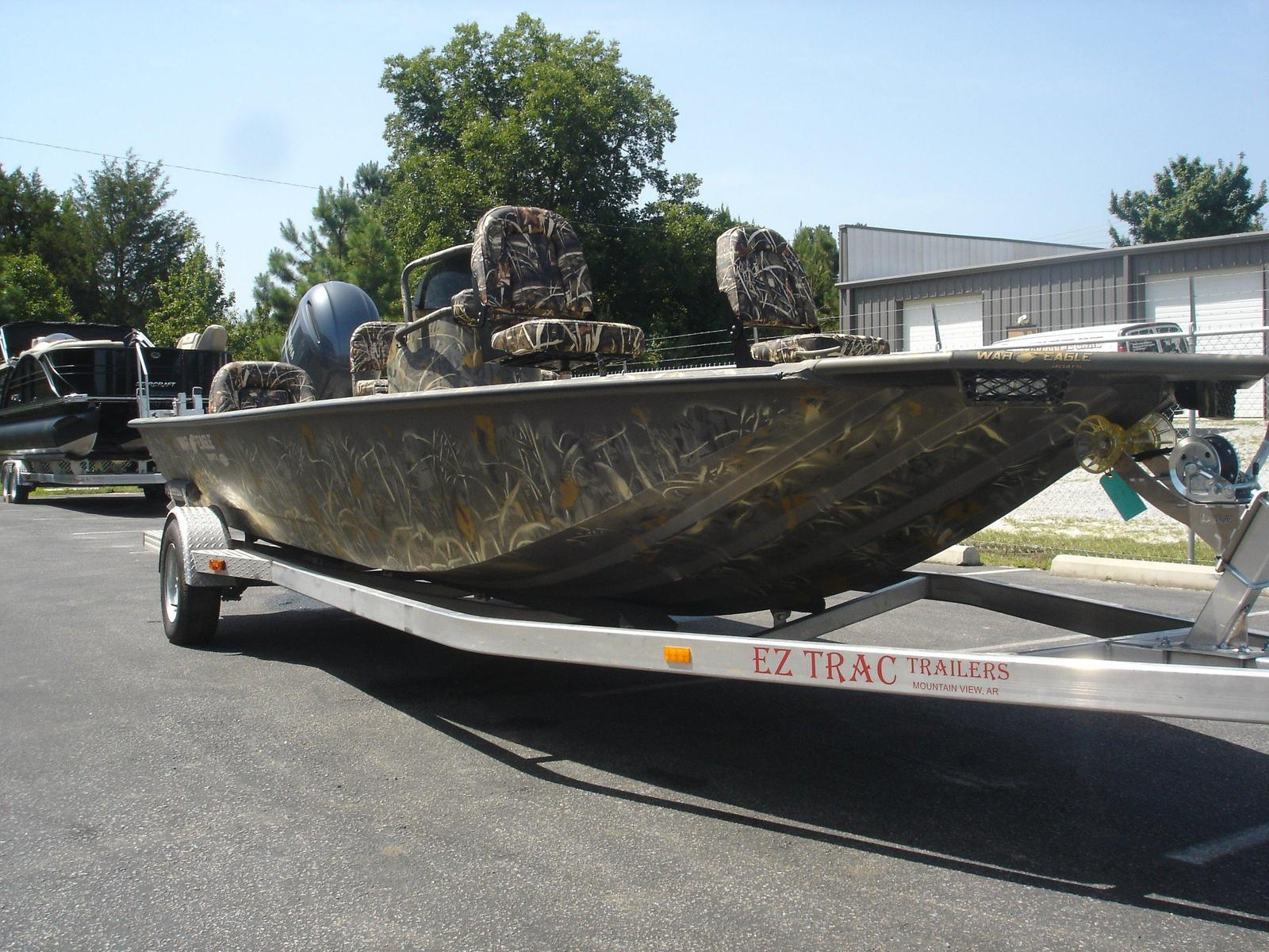 2018 War Eagle 2170 Blackhawk for sale in Newberry SC Muddy Bay